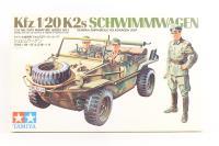 KFZ120 K2s Schwimmwagen - Pre-owned - Like new