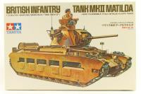 British Infantry Tank Mk.II Matilda - Pre-owned - Like new