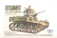 Stuart - U.S. Light Tank M3 - Pre-owned - Like new