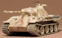 German PzKpfw V Ausf D SdKfz 171 Panther medium tank