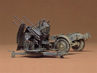 German 2cm Flakvierling 38