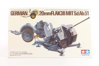 German 20mm Flak 38 AA gun - Pre-owned - Like new