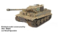 German PzKpfw VI Tiger I Ausf E SdKfz 181 late version with figure