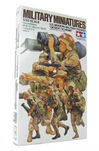 US Modern Desert Soldiers