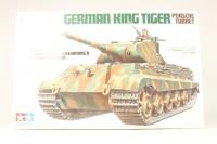 PzKpfw VI King Tiger/Tiger II  SdKfz 182 with early Porsche Turret - Pre-owned - Like new
