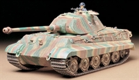 PzKpfw VI King Tiger/Tiger II  SdKfz 182 with early Porsche Turret