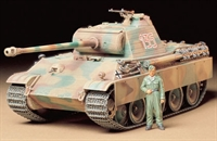 PzKpfw V Panther Ausf G SdKfz 171 early version
