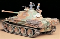 PzKpfw V Panther Ausf G SdKfz 171 late version