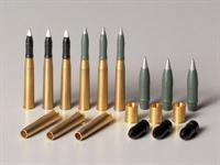 StuG III Brass Projectiles