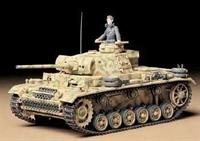 German Pz. Kpfw. III Ausf. L SdKfz 141/2