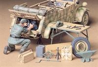 Kubelwagen Engine Set