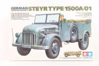 German Steyr Type 1500A/01 - Pre-owned - imperfect box