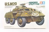 U. S. M20 Armored Utility Car - Pre-owned - Like new