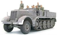 German 18 ton Half-Track FAMO SdKfz 9