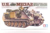 US M113 A2 Desert Version Iraq 03 - Pre-owned - Like new