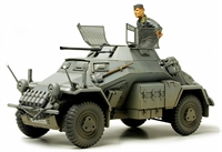 Sd.Kfz. 222 with photo etched parts