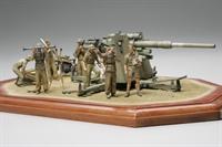 88mm Gun Flak 36 North Africa