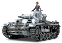 Panzerkampfwagen III Ausf N