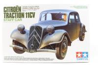 Citroen Traction IICV Staff Car - Pre-owned - Like new