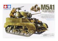 M5A1 with 4 Figures