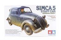Simca 5 German Staff Car
