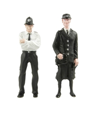 Police & Security Staff A x 2