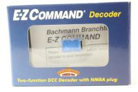 6-pin 2-function decoder (suitable for OO & N gauge locos) - Pre-owned - Like new