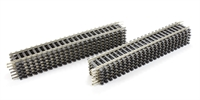 Box of 12 Straight Track 168mm (same as Hornby R600)