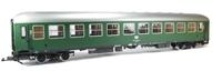 DB Passenger Coach Bm Grun 232