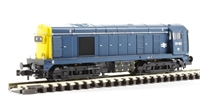 Class 20 diesel 20192 in BR blue with indicator box