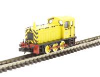Class 04 Shunter D2332 'Lloyd 2' in NCB Yellow