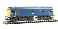 Class 25/3 diesel 25279 BR blue