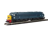Class 46 diesel D186 in BR blue