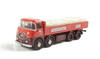 ERF KV 4 Axle Dropside 'Asscociated Lead'.