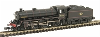 """Class B1 61251 4-6-0 """"Oliver Bury"""" BR  black with late crest"""