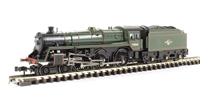 Standard Class 5MT 4-6-0 73068 in BR lined green with late crest & BR1C tender