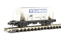 PGA bulk aggregate hopper wagon 'Yeoman'