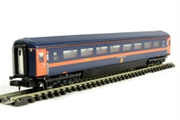 "Mk3 2nd class TS coach in ""GNER"" livery"