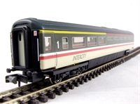 Mk3 TRFB restaurant in Intercity swallow livery