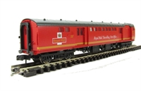 Mk I TPO Coach Royal Mail Travelling Post Office Red