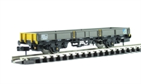 SPA Wagon with Steel Coils Railfreight Metal Sector.