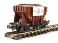 20 Ton Presflo Bulk Powder Wagon 'Bulk Tunnel Cement' Bauxite