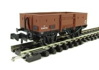 13 Ton High Sided Steel Open Wagon (Chain Pockets) BR Bauxite (Early)