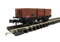 13 Ton High Sided Steel Open Wagon (Smooth Sides) BR Bauxite (Early)