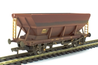 46 Tonne HSA hopper wagon in BR bauxite - weathered