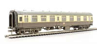 BR Mk1 CK Composite Corridor (WR) chocolate & cream - weathered