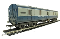 BR Mk1 GUV InterCity Motorail Blue & Grey - Weathered