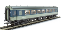 BR Mk1 SP Pullman Second Parlour Grey & Blue (With Lighting)