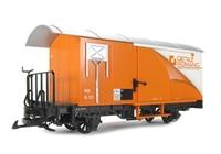 MOB Goods Wagon GK 522 Getaz Romang