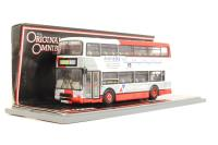 "Palatine 11 d/deck bus ""Northumbria Motor Services"" - Pre-owned - Like new"